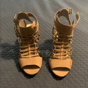 Vince Camuto Strappy Sandals. NWT.
